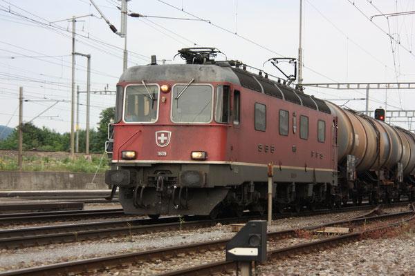 """Re 6/6 11609 """"Uzwil"""", Killwangen (03.06.2011) ©pannerrail.com"""
