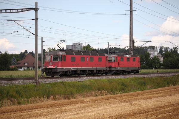"Re 6/6 11679 ""Cadenazzo"", Rubigen (14.07.2017) ©pannerrail.com"