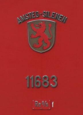 Wappen Amsteg-Silenen