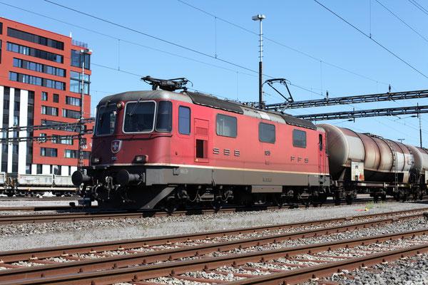 Re 4/4, 11315, Rotkreuz (05.09.2013) ©pannerrail.com