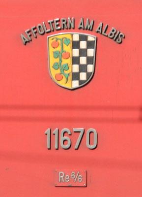 Wappen Affoltern am Albis