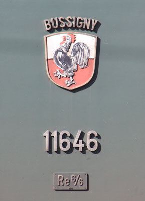 Wappen Bussigny