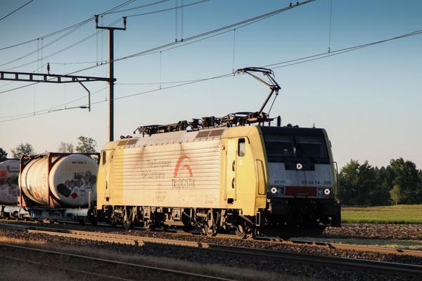 Dispolok BR 189 ES 64 F4-096, Oberrüti (06.06.2013) ©pannerrail.com