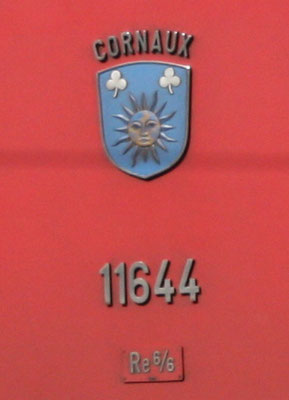 Wappen Cornaux