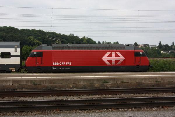 """Re 460 062-3 """"Ergolz"""", Killwangen, 03.06.2011 (©pannerrail.com)"""