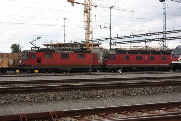 """Re 6/6 11639 """"Murten"""", Rotkreuz (20.07.2011) ©pannerrail.com"""