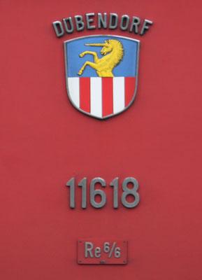 Wappen Dübendorf