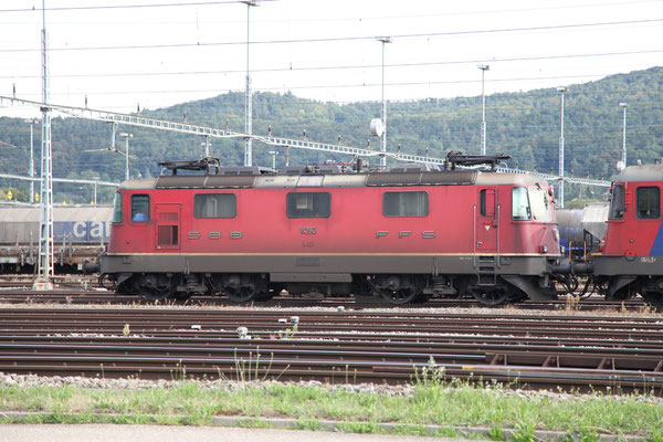 Re 4/4, 11292, Killwangen (07.09.2013) ©pannerrail.com