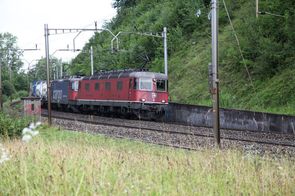 "Re 6/6 11685 ""Sulgen"", Rotkreuz (07.07.2012) ©pannerrail.com"