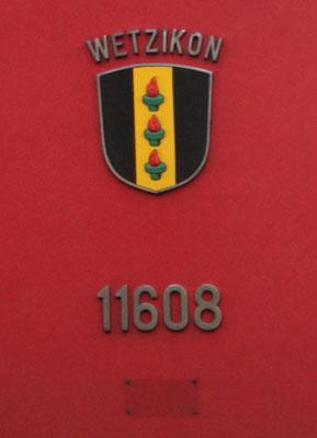 Wappen Wetzikon