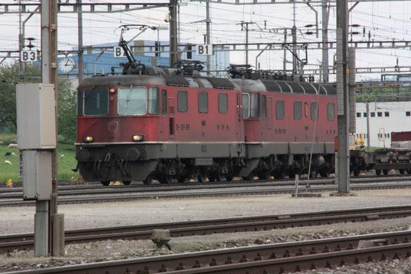 """Re 6/6 11603 """"Wädenswil"""", Rotkreuz (10.05.2010) ©pannerrail.com"""