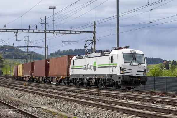 "Railcare Rem 476 455 ""Bern"", Immensee (14.05.2021) ©pannerrail.com"