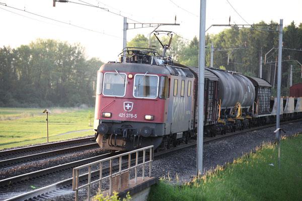 Re 4/4 - 11376 (421 376-5 Cargo)