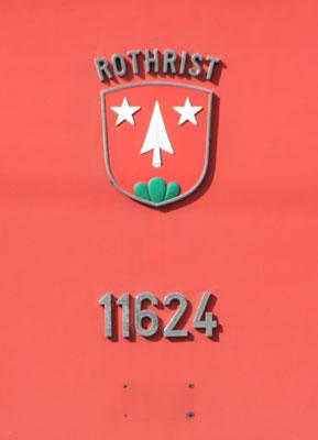 Wappen Rothrist