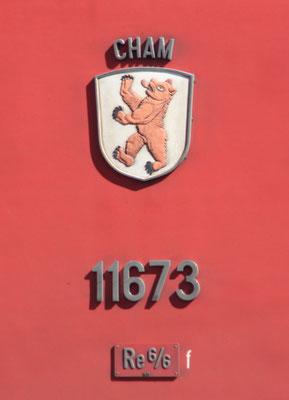 Wappen Cham