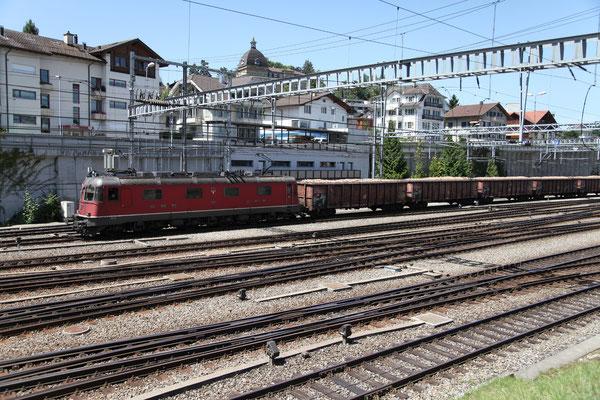 "Re 6/6 11624 ""Rothrist"", Spiez (18.07.2012) ©pannerrail.com"