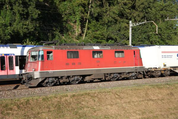 Re 4/4, 11175, Rotkreuz (03.09.2013) ©pannerrail.com