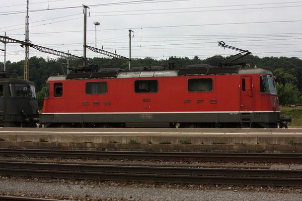 Re 4/4, 11173, Killwangen (03.06.2011) ©pannerrail.com