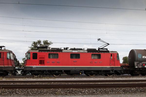 Re 4/4, 11251, Rotkreuz (11.09.2013) ©pannerrail.com