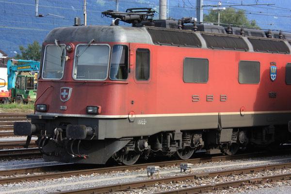 """Re 6/6 11609 """"Uzwil"""", Killwangen (14.08.2011) ©pannerrail.com"""