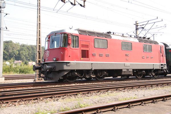 Re 4/4, 11152, Killwangen (06.09.2013) ©pannerrail.com