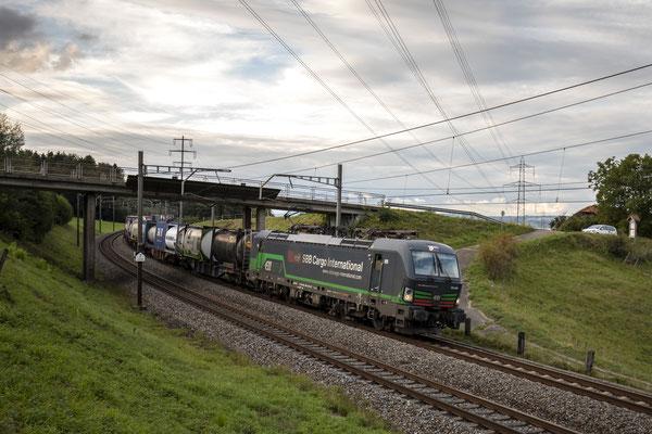 SBB Cargo International (ELL), BR 193 260, Mühlau (03.09.2020) ©pannerrail.com