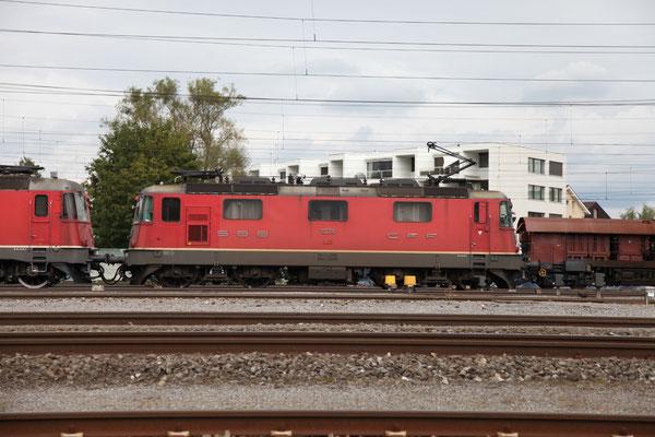 Re 4/4, 11278, Rotkreuz (11.09.2013) ©pannerrail.com