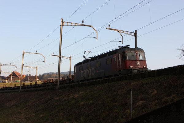 "Re 6/6 (Re 620) 11655 ""Cossonay"", Rotkreuz (14.03.2012) ©pannerrail.com"