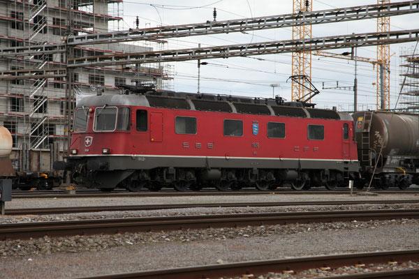 "Re 6/6 11656 ""Travers"", Rotkreuz (25.04.2012) ©pannerrail.com"