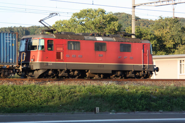 Re 4/4, 11260, Killwangen (30.08.2011) ©pannerrail.com