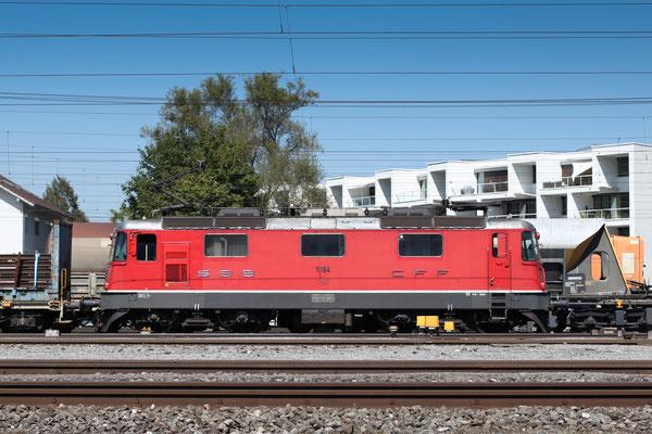 Re 4/4, 11164, Rotkreuz (05.09.2013) ©pannerrail.com