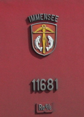 Wappen Immensee