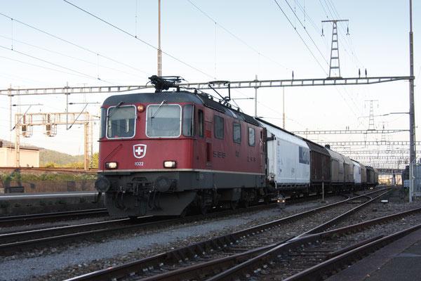 Re 4/4, 11322, Killwangen (03.08.2011) ©pannerrail.com
