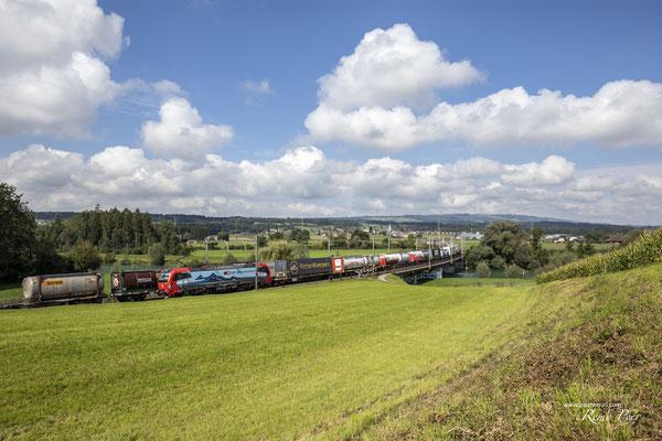 "SBB Cargo International, BR 193 474 ""Mendrisio"", Rotkreuz (05.09.2020) ©pannerrail.com"
