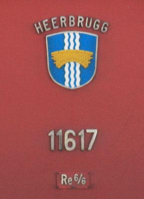 Wappen Heerbrugg