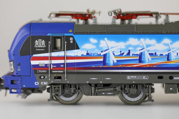"Roco 79949: Vectron BR193 525 ""Rotterdam"" (Hollandpiercer)"