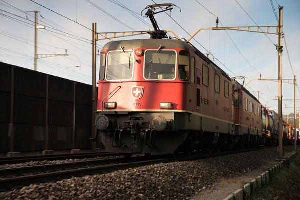 Re 4/4, 11339, Rotkreuz (13.10.2012) ©pannerrail.com