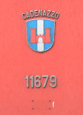 Re 6/6 Cadenazzo Gemeindewappen ©pannerrail.com