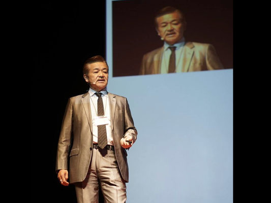 """11:50 Toshimasa Aso """"Dental laboratory management that seriously enjoys work and play"""""""