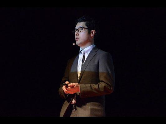 "Next-generation selection session 16:50 Shinichi Kawamura ""Simple & complex"""