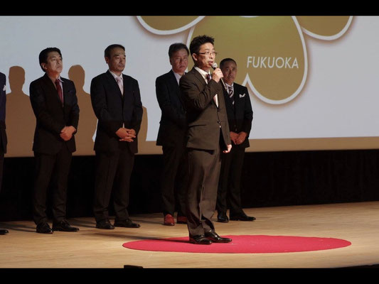 Sendai Branch Chief / Katsuhiko Hakata