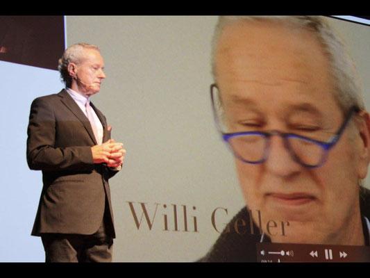 9:20 Willi Geller Keynote speech [Oral Design]