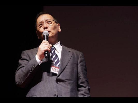 Greetings from Makoto Yamamoto/Executive Committee Chairman.