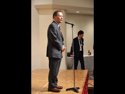 Greetings from Makoto Yamamoto, Executive Committee Chairman.