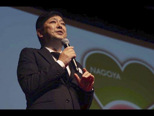 Greetings fromKazuhiro Shida, Chairman