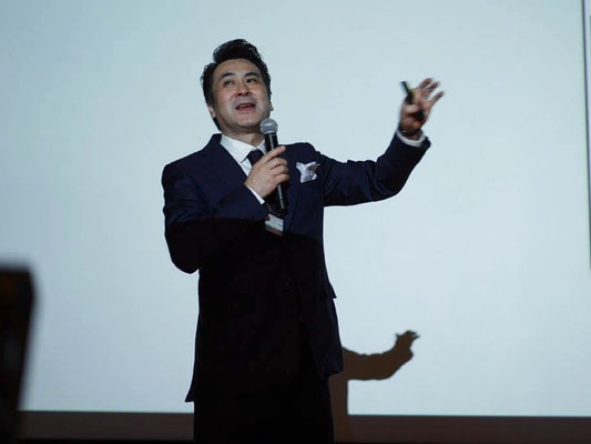 """14:30 Yasuhiro Odanaka """"What happens to my gums when I overcanture ?!"""" It will be a break after this lecture"""