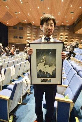 Excellence Award / Masato Kanno