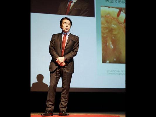 "14:10 Yoshimi Nishimura ""The ideal form of prosthesis in restoration treatment"""