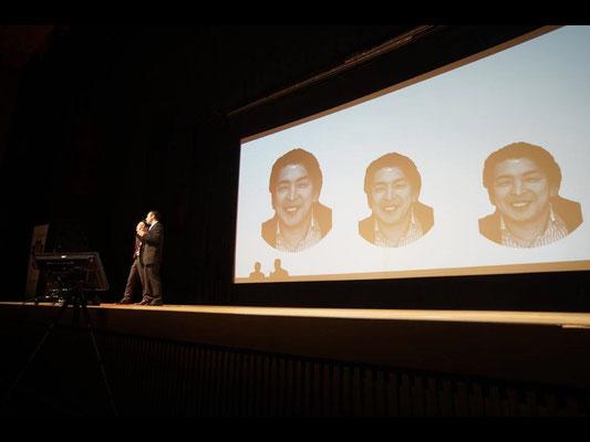 Introduction of Mr. Yoshimi Nishimura from Mr. Kazunobu Yamada