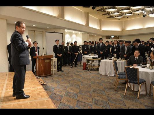 Greetings from Maestro Masahiro Kuwata